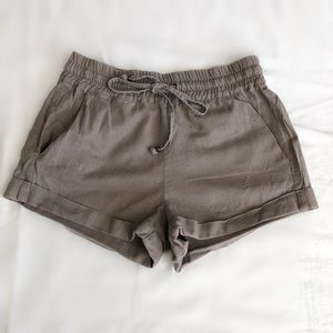 Love tree women's shorts